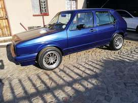 Vw golf  clean