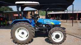 2018 New Holland tt75 Tractor For Sale