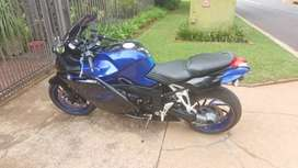 2005 BMW K1200S for sale..
