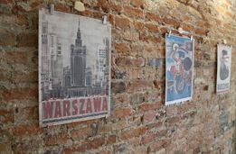 Pokoje w centrum Warszawy