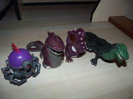 Динозавры, НЛО