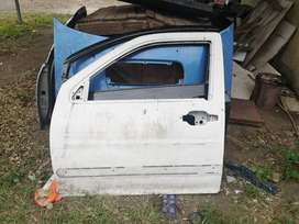 2007 Isuzu KB Single cab left door shell for sale