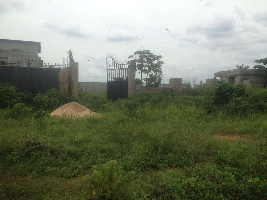 "1 Big Commercial Plot of Land for Sale in Housing Area ""T"" New Owerri. 0"