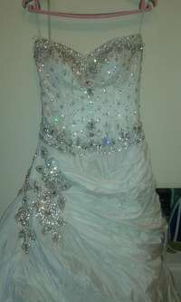 Ivory Bridal gown 0
