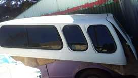 I am selling a canopy for long wheel base toyota hilux d4d