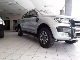 Ford Ranger wildtrack   3.2 Automatic..full house..