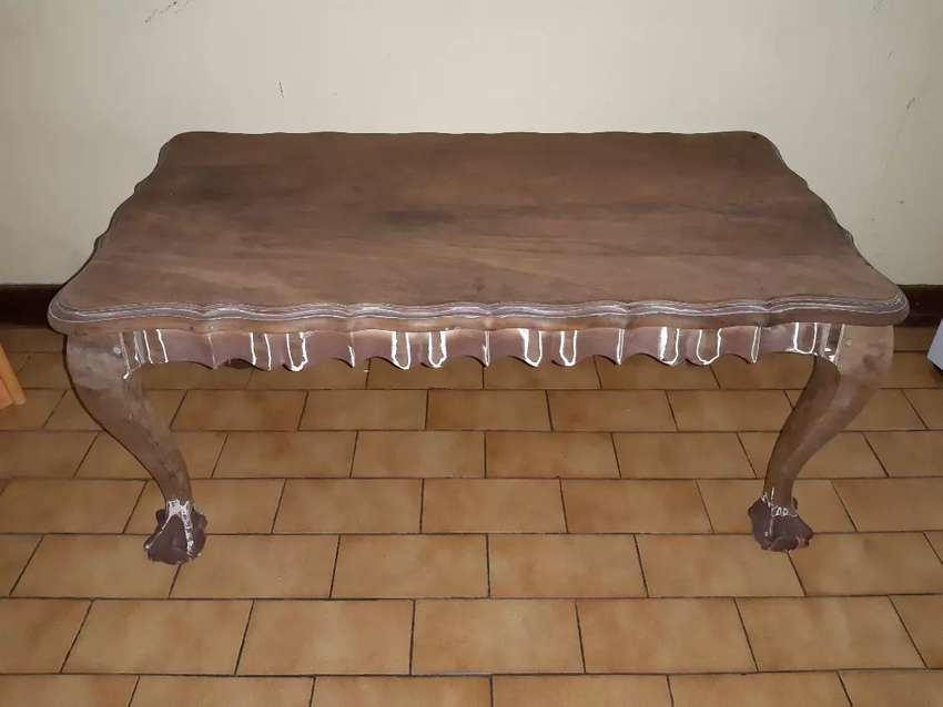 Imbuia Ball & Claw Coffee Table with Lovely Finish 0