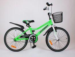 BMX 20 cali ROCKY rower ZIELONY dla chłopca POLSKI