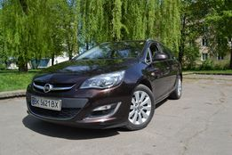 Opel Astra J COSMO 96 kw 131 л.с. 2012