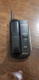 Телефоны стационарный и радиотелефон PANASONIC