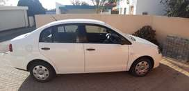Polo vivo sedan,low mileage
