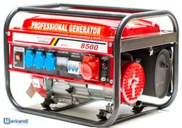 Генератор бензиновый Prokraft 4,8 кВт Germany