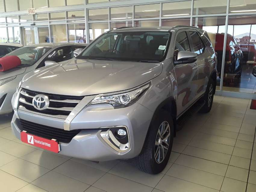 2020 Toyota Fortuner 2.8 GD-6, 4x2 Auto