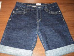 Джинсовые шорты для подростка