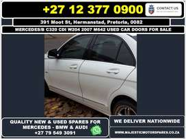 Mercedes Benz C320 CDI used car doors for sale