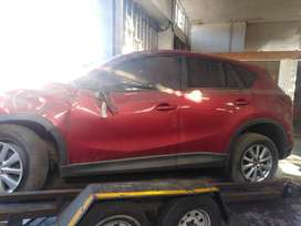 2016 Mazda CX5 Striping for Spares by K&M Motor Spares
