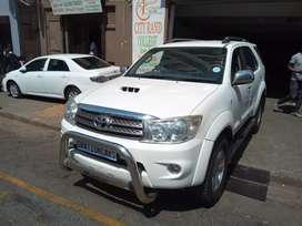 Toyota fortuner 3.0 D4D for SALE