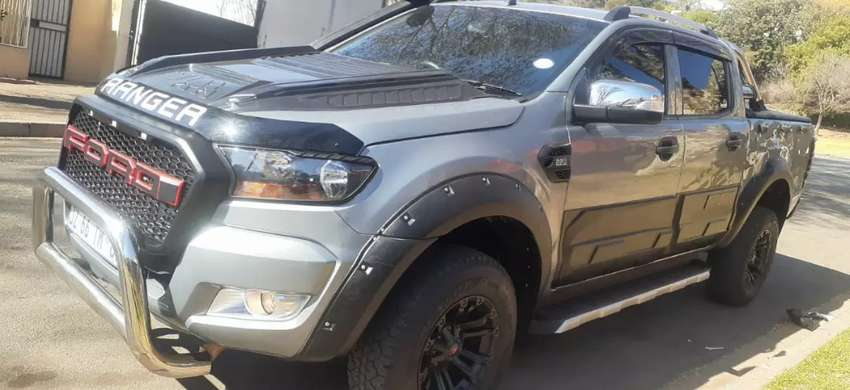 FORD RANGER DOUBLE CAB 2.2 DIESEL