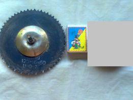 Пильный диск для циркулярки, СССР