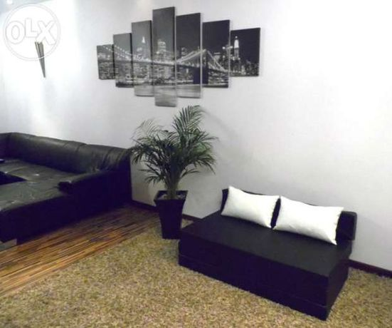 Materac składany rozkładany fotel sofa łóżko pufa Mosina - image 5