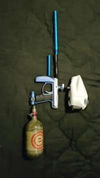 Image of Paintball gear