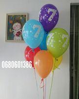 Шаріки, кульки з гелієм у Тернополі