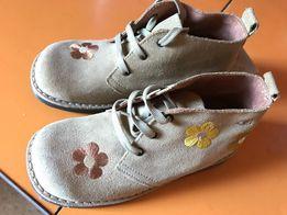 Взуття осінне шкіряне для дівчинки