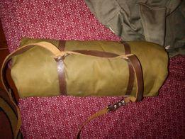 Плащ-палатка, военный костюм