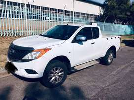 new shape Mazda BT50 auto cab and a half 3.2L running well