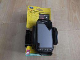 Uchwyt Telefonu Smartfonu uniwersalny - Nowy Drewno