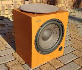 "SONY 12"" Active Subwoofer"