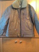 куртка для мальчика с воротником