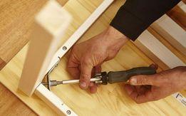 Сборка, ремонт, изготовление мебели