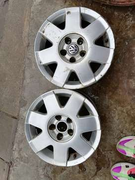 14inch rims for sale (5x 100 pcd) -