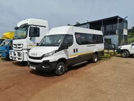 2017 Iveco Daily 50-150 Mini Bus 22 Seater