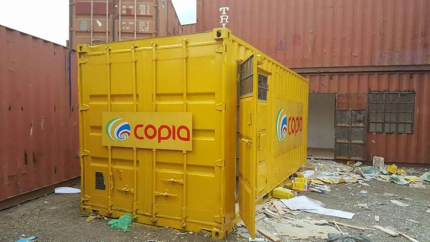 20ft Container Offices 0