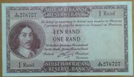 Nice 1962 extremely fine plus R1 note