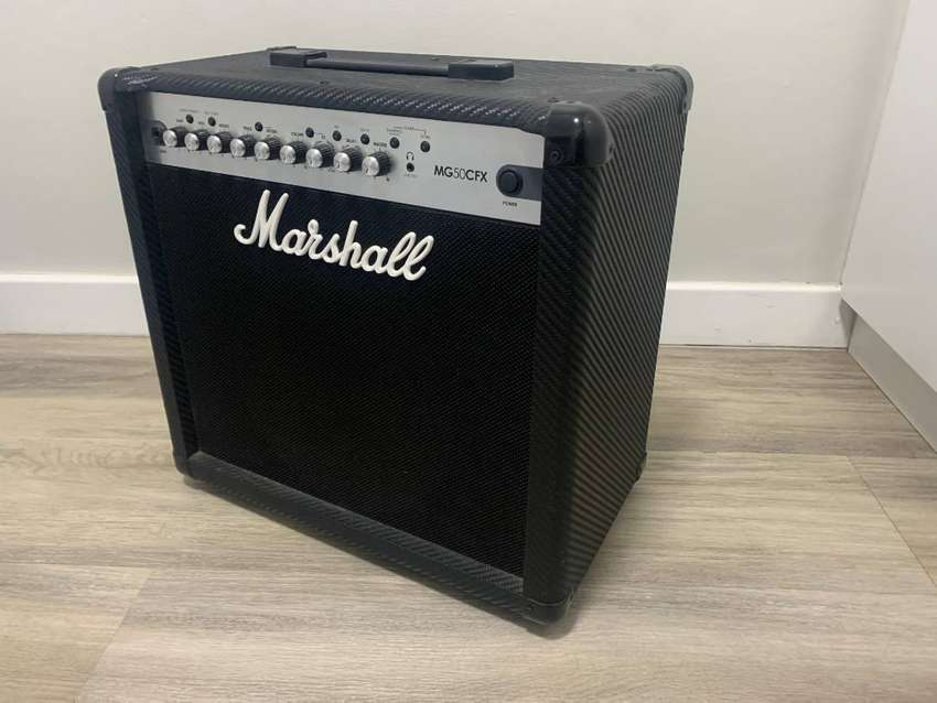 Marshall MG50CFX Amp - Perfect condition