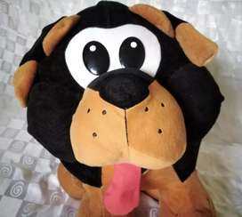 Very Large Plush Regal The Rottweiler Toy