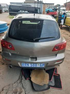Mazda 3 1.6 Z6 Stripping For Spares and Body Accessories