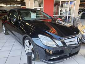 /2010 Mercedes-Benz E500 Convertible-Only 114500km-R279900