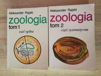 Zoologia A. Rajski Tom I i II