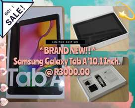 BRAND NEW! 10.7' inch Galaxy Tab A 2020 model