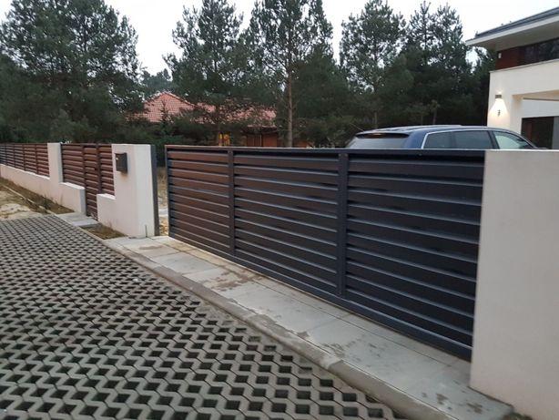 Ogrodzenia nowoczesne brama płoty palisadowe ogrodzenie Częstochowa - image 3