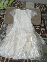 Нарядное платье на утренник Новогодний карнавальный костюм