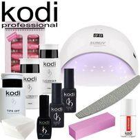 Набор для покрытия гель лаком Kodi с лампой SUN 9S 24 № 12 - 15%