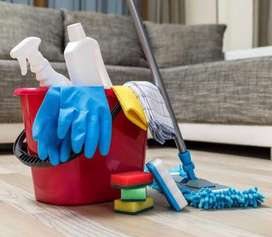 SPRING Cleaning and maintenance services R150 per room