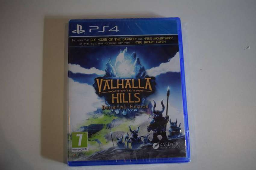 VALHALLA HILLS game for  PS4 0