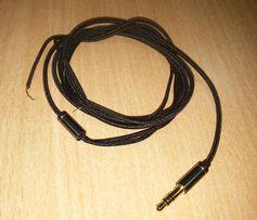 Нейлоновый провод для наушников Koss Porta Pro, Sony, AKG, JVC.