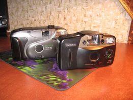 Продам пленочные фотоаппараты Canon, Skina
